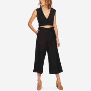 1.STATE Wrap-Front Cutout Cropped Jump